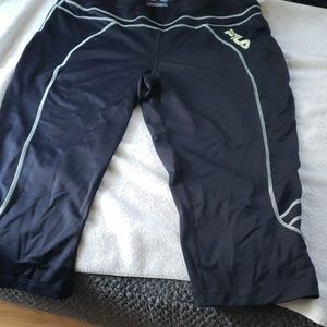 Fila running pants